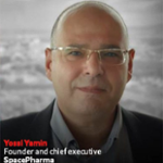 Yossi Yamin (Chairman & R&D CEO of Space Pharma)